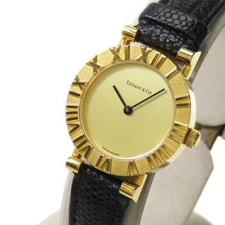 Tiffany & Co. - ティファニー 腕時計 アトラス  L0630