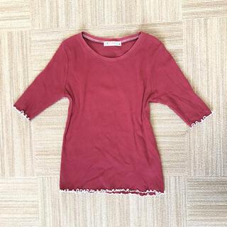 ビームス(BEAMS)のbeams Heart  5部袖(Tシャツ(半袖/袖なし))