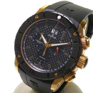 エドックス(EDOX)のエドックス 腕時計  CLASS 1 クロノオフショア ビックデイ(腕時計(アナログ))