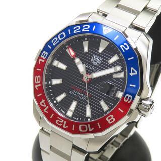 TAG Heuer - タグホイヤー 腕時計  アクアレーサー キャリバー7 GMT WA