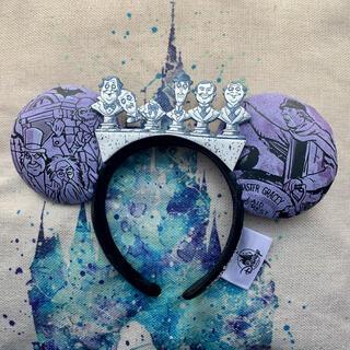 Disney - 【海外限定】ホーンテッドマンション カチューシャ (ゴースト像)
