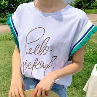 ディーホリック(dholic)の【新品未使用】Tシャツ(Tシャツ/カットソー(半袖/袖なし))
