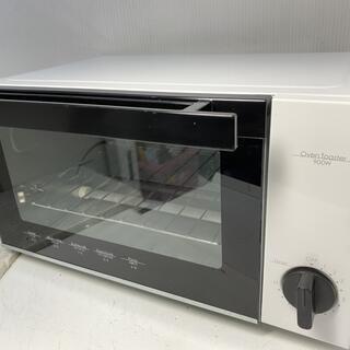 g00921 ニトリ オーブントースター MT08BLV 900W ホワイト(その他)