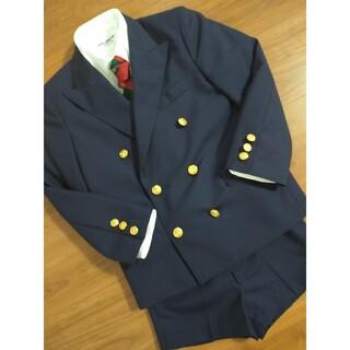 ミキハウス(mikihouse)のミキハウス フォーマル スーツ セットアップ4点 受験 卒園 入学 面接 七五三(ドレス/フォーマル)