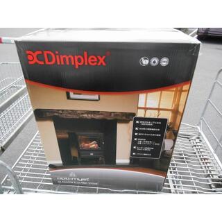 ディンプレックス 電気暖炉 グラスゴー(ブラック)