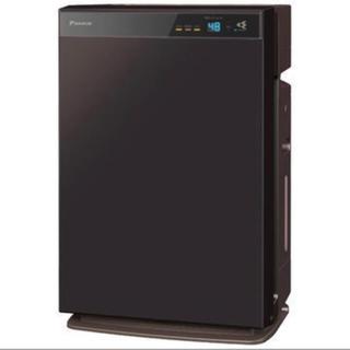 ダイキン 加湿ストリーマ空気清浄機 (ビターブラウン) MCK70X-T