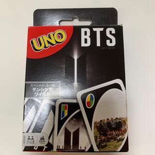 ボウダンショウネンダン(防弾少年団(BTS))のBTS UNO(トランプ/UNO)