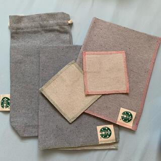 Starbucks Coffee - スターバックス 25周年記念 コースター、ノートなど6点セット