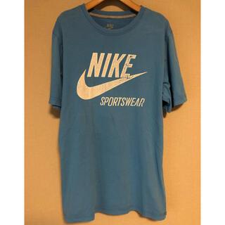 ナイキ(NIKE)のNIKE NSW 海外仕様 クラック加工 Tシャツ(Tシャツ/カットソー(半袖/袖なし))