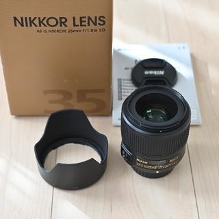 Nikon - Nikon ニコン AF-S 35mm F1.8G ED