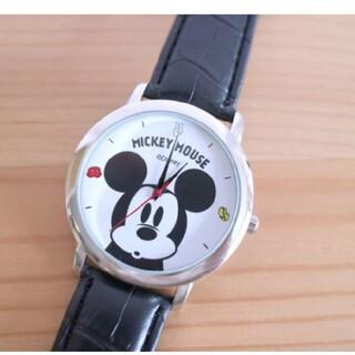 ミッキーマウス - 未使用 ミッキーマウス大人腕時計