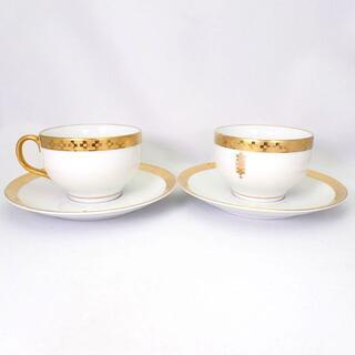 Tiffany & Co. - ティファニー  カップ&ソーサ[g550-7]