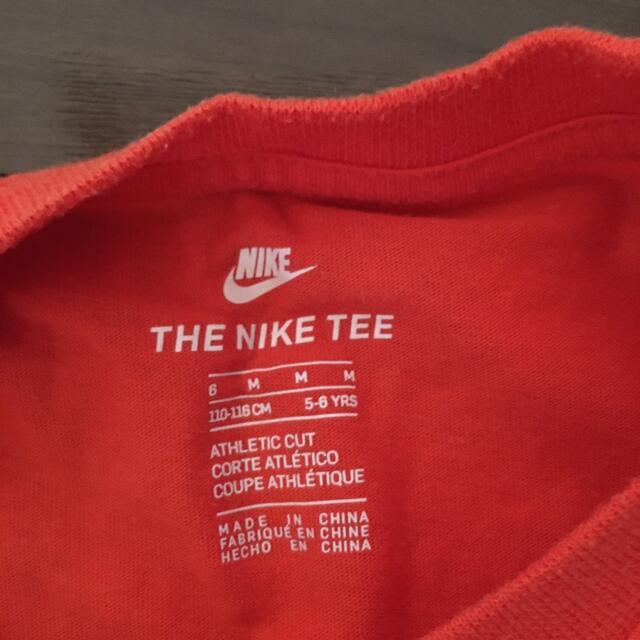 NIKE(ナイキ)のNIKEティシャツ キッズ/ベビー/マタニティのキッズ服男の子用(90cm~)(Tシャツ/カットソー)の商品写真