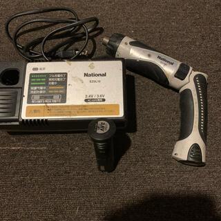 パナソニック(Panasonic)のペン型電動ドライバー(工具/メンテナンス)