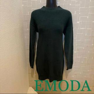 エモダ(EMODA)の16*EMODA/ニットワンピース(ミニワンピース)