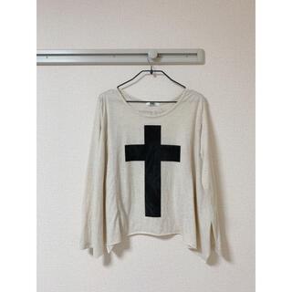 グレイル(GRL)のトップス(Tシャツ(長袖/七分))