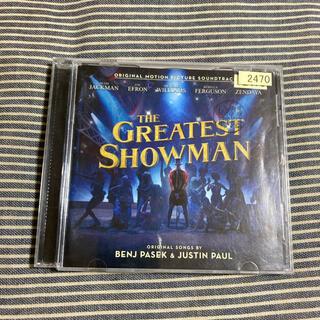 THE GREATEST SHOWMAN サウンドトラック(映画音楽)