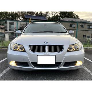 ビーエムダブリュー(BMW)の残車検1年半以上!令和5年4月迄!E91 BMW 325i ツーリング!地デジ(車体)
