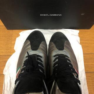 ドルチェアンドガッバーナ(DOLCE&GABBANA)の正規品 Dolce & Gabbana スニーカー(スニーカー)