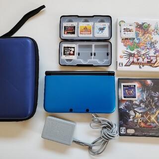 【中古】Nintendo3DS LL青