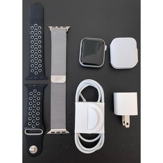 Apple Watch - Apple Watch series 5 40mm シルバー アルミ