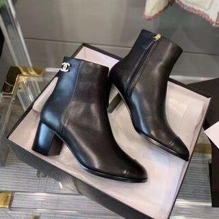 CHANEL ブーツ  35-40
