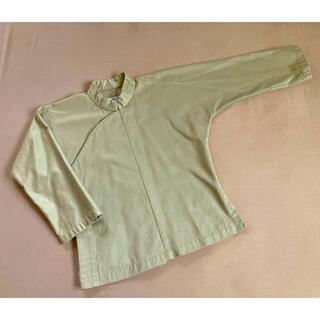 COMME des GARCONS - COMMEdesGARCONS ロープドシャンプル 8分袖 チャイナ風ジャケット