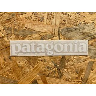 パタゴニア(patagonia)のpatagonia パタゴニア カッティングステッカー 正規品(その他)