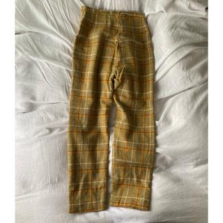 ロキエ(Lochie)のvintage knit pants(カジュアルパンツ)