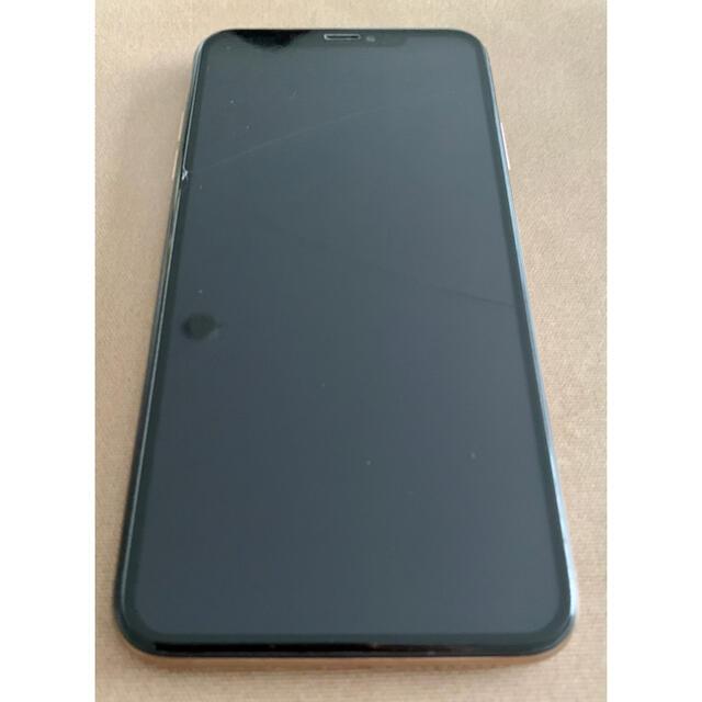 Apple(アップル)の[美品]iPhone Xs MAX 256GB 香港版(物理デュアルSIM) スマホ/家電/カメラのスマートフォン/携帯電話(スマートフォン本体)の商品写真