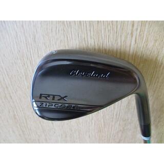 クリーブランドゴルフ(Cleveland Golf)のRTX ジップコア ブラックサテン 52°-10-MID モーダス120 S(クラブ)