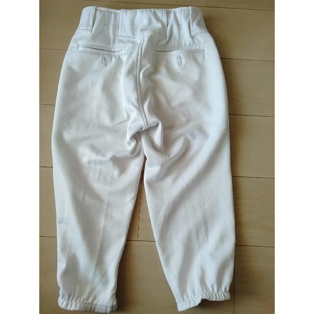 少年野球 練習用ズボン 140 スポーツ/アウトドアの野球(ウェア)の商品写真