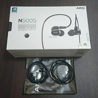 AKG N5005 CN120(3.5mm,2.5mm)付属