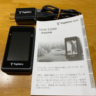 ユピテル YGN 5200 ゴルフナビ