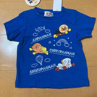 バンダイ(BANDAI)のアンパンマン 半袖 Tシャツ 80 新品未使用品 タグ付き(Tシャツ)