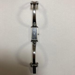Gucci - グッチ レディース腕時計 L1500  1pダイヤ