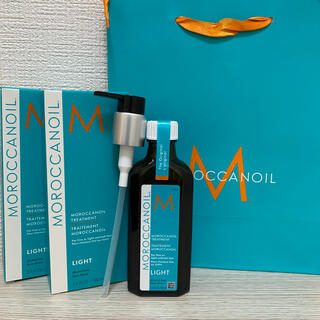 Moroccan oil - モロッカンオイル ライト100ml (2本セット)