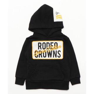 ロデオクラウンズワイドボウル(RODEO CROWNS WIDE BOWL)の【RODEO CROWNS WIDE BOWL】新品★メニータグパーカー★100(ジャケット/上着)