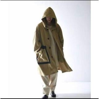 Dulcamara - VOAAOV / nylon chino food coat