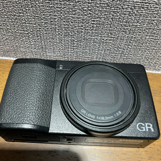 RICOH - RICOH GR3 ストラップカメラケース充電器付 GRiiiリコー