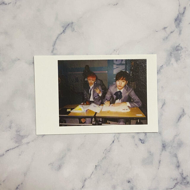 SEVENTEEN(セブンティーン)のアンコン トレカ チェキ ウジ スングァン seventeen セブチ エンタメ/ホビーのタレントグッズ(アイドルグッズ)の商品写真