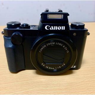 Canon - 『☆祝日限定値下げ☆』Canon PowerShot G5X