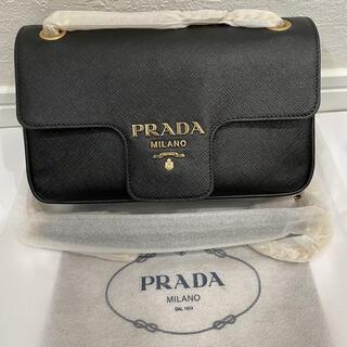 PRADA - 【VIP☆直営店】 PRADA サフィアーノ ショルダーバッグ 1BD193