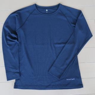 モンベル(mont bell)のmont-bellロングスリーブT モンベル(Tシャツ(長袖/七分))