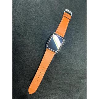 Apple Watch - Apple Watch レザーバンド