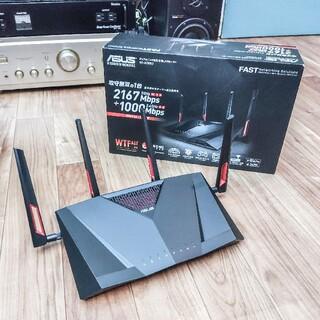 ASUS - ASUS RT-AC88U(ゲーミング無線LANルーター)