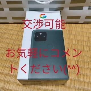 Google Pixel - 【新品未使用】Google Pixel 5a (5G)
