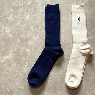 ラルフローレン(Ralph Lauren)のPolo Ralph Lauren Socks 2P Set(ソックス)
