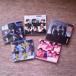 Johnny's - SixTONES CD