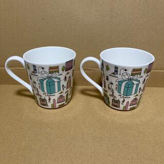 Tiffany & Co. - ティファニー 5thアベニュー マグカップ 2個 ブルーボックス ニューヨーク